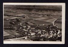 106569 AK Hörsching Oberösterreich um 1940 Luftbild Fotokarte