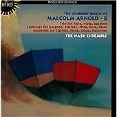 The Chamber Music of Malcolm Arnold - 2 CD NEW