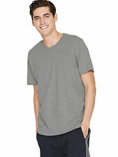MENS PLAIN GREY CREW NECK T-SHIRT IN SIZE LARGE FROM GOODSOULS BNWT