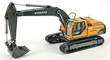 Volvo EC240BLC Tracked Excavator 1/87th Scale Yellow/Grey New Boxed