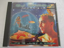 Dj Sammy feat. Carisma - Life is just a game - CD