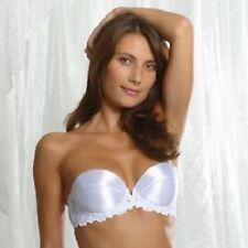 Splendour Weiß Push Up Trägerlos (Für Hochzeitskleid) Multi Bh 32B UVP £23