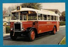 Ribble Bus Postcard - 1929 Leyland Lion VY957 - York Corporation - Private Hires