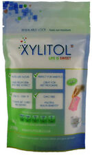100% Birch XYLITOL Crystals * BUY 3 and GET 1 FREE * Sugar Free Sweetener 250g