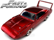 Fast & Furious - Dom's 1969 Dodge Charger Daytona 1:24 Scale Diecast Model