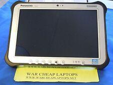 NO WEBCAM/SSD/Toughpad FZ-G1 FZ-G1AAAFECE PANASONIC TOUGHPAD WAR CHEAP LAPTOPS