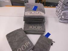 Joop! Waschhandschuh 16 x 22 cm Classic 1600 FB 70 graphit