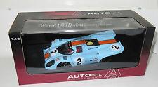 1/18 Porsche 917 K Gulf Racing  Winners Daytona 24 Hrs 1970
