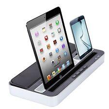 Docking Station Charger Speaker Quattro Adapter für iPhone 4/4S/5 Samsung iPad