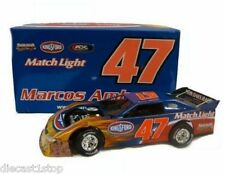1:24 Scale Marcos Ambrose 2009 Matchlight Dirt Car #47 !! DISCOUNTED !!
