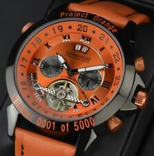 "NEU: Calvaneo Flaggschiff ""Astonia Project Orange Edition 5000"" Automatikkaliber"
