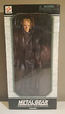 "Metal Gear Solid Konami Doll Collection ""Liquid Snake"" - Action Figure - RARE!"