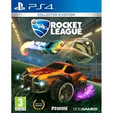 Rocket League Collectors Edition PS4 Game Brand New