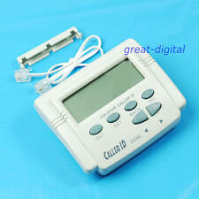 Hot Sale DTMF FSK Caller ID Box+Cable for Mobile Tele Display