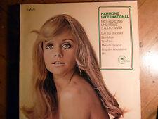 Nils Harding und seine Studio Band - Hammond International -- (Vinyl, LP)
