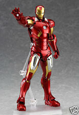 Figma Max Factory x MASAKI APSY ACTION FIGURE SERIES No.217 Iron Man Mark VII