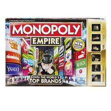 Monopoly Empire Board Game - Brand New Hasbro 2016 Version