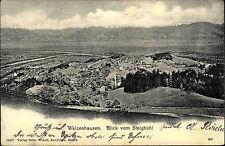 Walzenhausen Appenzell Ausserrhoden AK 1912 Blick vom Steigbühl Verlag Wehrli