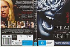 Dvd *PROM NIGHT(The 2008 Re Make)*Un Cut Version Horror with additional Footage!