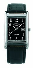 HÄUSSER Favorit 8 VIII -- Armbanduhr Eckig - Damen NEU Quarz - HF8