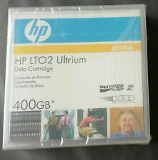 HP LTO2 Ultrium Data Cartridge 400GB C7972A, Neu, OVP
