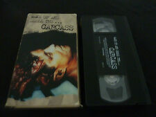 WAKE UP AND SMELL THE CARCASS ULTRA RARE USA NTSC  VHS VIDEO!