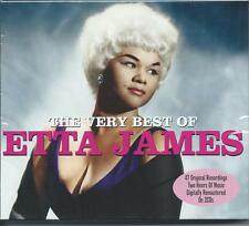 Etta James - The Very Best Of...Greatest Hits (2CD 2013) NEW/SEALED
