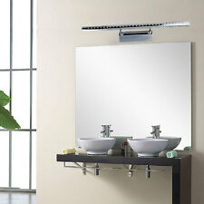 Modern 7W LED Front Mirror Light Wall Picture Bathroom Lamp Day White UK STOCK