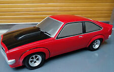 Resin Model Car 1/18 Holden A9X Torana SS (Red)