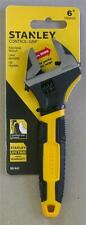 """STANLEY 90-947 CONTROL GRIP 6"""" 150MM ADJUSTABLE WRENCH"""