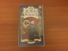 The Black Adder - The Queen Of Spain's Beard VHS Video BBC (1990)