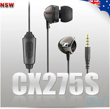 Sennheiser CX275S Headsets In-Ear only Noise Cancellation Apple3.5 mm Jack Apple