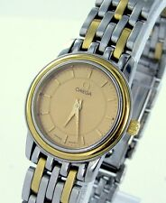 Omega DeVille Prestige Women's watch Steel/Gold