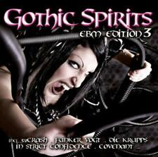 CD Gothic Spirits EBM Edition 3 von Various Artists  2CDs