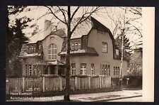 84857 AK Berlin Studentika Haus Eisenach Burschenschaft der Märker
