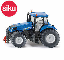 SIKU NO.3273 1:32 Scale NEW HOLLAND T8.390 TRACTOR Dicast Model / Toy