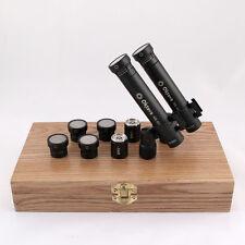 Oktava MK-012 Paar 6 Kapseln Studio Kleinmembran Mikrofon Kodensatormikrofon