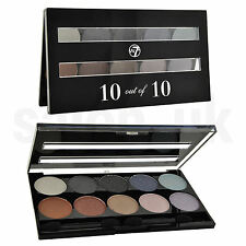 W7 - 10 Out Of 10 Eyeshadow Palette - Colours Gift Smokey