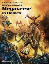 Rifts RPG: Megaverse in Flames PAL 0876