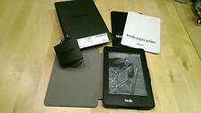 Kindle Paperwhite (6. Generation) 15 cm (6 Zoll) hochauflösendes Display 212 ppi