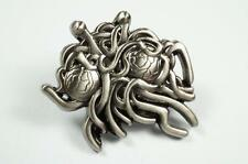 Flying Spaghetti Monster Church of the FSM Atheism Hat Jacket Tie Tack Lapel Pin