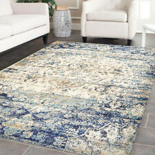 ANASTASIA SCANDINAVIAN 15mm THICK LARGE MODERN FLOOR RUG 200x290cm 15/8