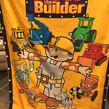BOB THE BUILDER ROLEY SCOOP PILCHARD QUILT COVER & PILLOW CASE SINGLE BED SET