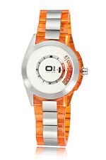 The One  Watch  Herren Uhr  Orbit AN08G07  Drehscheibenanzeige , Neu und OVP