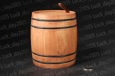 "Toy Model WWII German 1/6 Scale Wooden Barrel Fit for 12"" action figure"