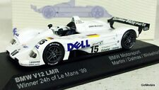 MINICHAMPS 1/43 - 80 42 9 418 138 BMW V12 LMR WINNER LE MANS 99 - BMW MOTORSPORT