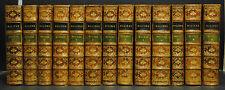 Molière – Oeuvres - 13 Bände - Paris 1927 – Dekorativ gebunden
