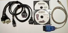 Professional Suzuki and Yamaha Outboard Marine Diagnostic kit