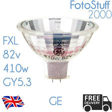 FXL 82v 410w GY5.3 GE 21613 93526 Projector Bulb / Lamp