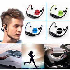 Bluetooth Wireless Headset Headphone Sport Earphone Handfree for iPhone7 COUK